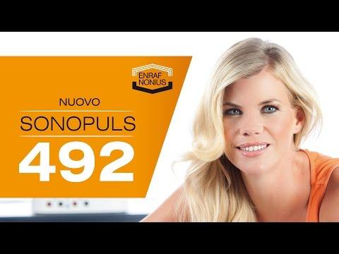 Elettroterapia + Ultrasuoni - Nuovo SONOPULS 492 - Elettromedicale per Fisioterapia