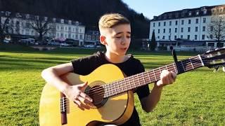 Maes Ft Booba Madrina Cover Guitare Tony Cavuoto