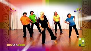 Staying Motivated to Exercise with Music & MUVE - Easy Dance Workout for Adults, Seniors and Elderly