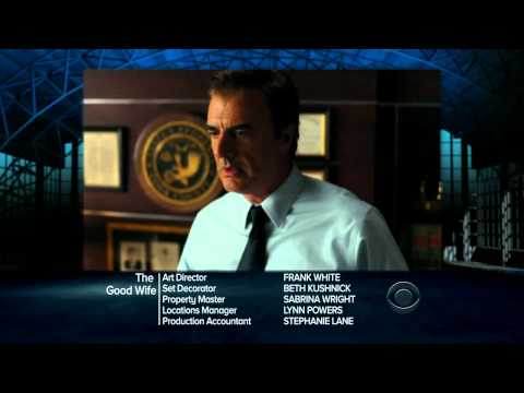 The Good Wife 3.10 (Preview)