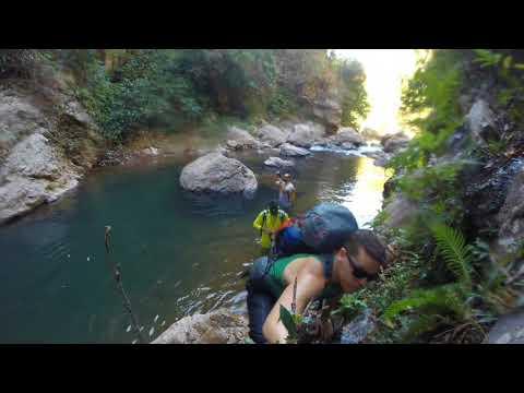 Trekking Cachoeira da Água Fria. Formosa, Goiás 26/08/17