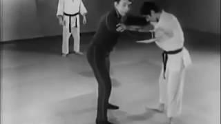 СоюзСпортФильм 1985 Обучение ДЗЮДО Ч9 бросок чере голову
