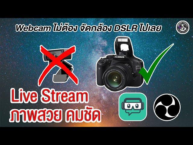กล้อง dslr