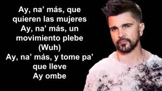 Juanes Ft. Lalo Ebratt   La Plata (Letra): EL 10 MOSSI
