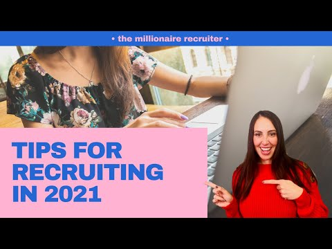, title : 'Recruiting in 2021 - Tips on Sourcing and Candidates!