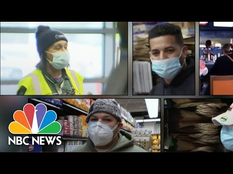 Should Americans Wear Masks As Protection During Pandemic? | NBC Nightly News