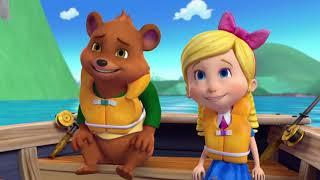 Голди и Мишка - Серия 19 Сезон 2 | Мультфильм Disney Узнавайка