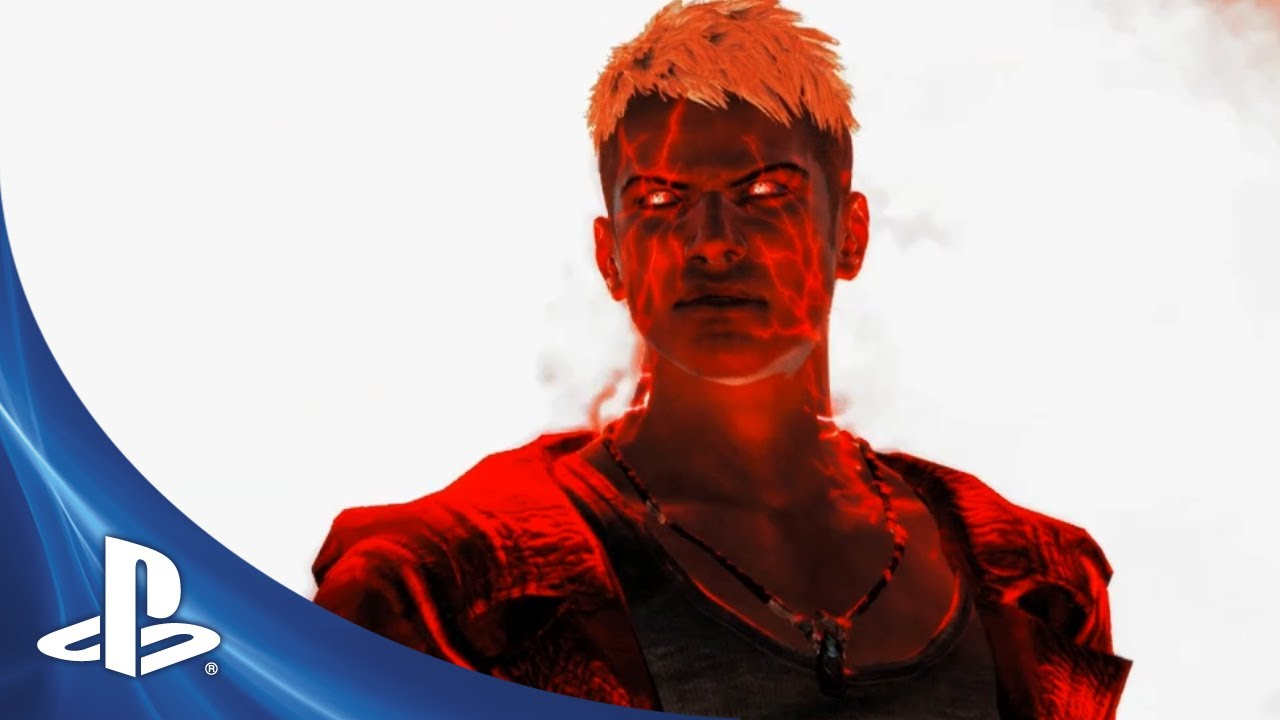 Face Your Demons: DmC Devil May Cry Hits Blu-ray and PSN Today
