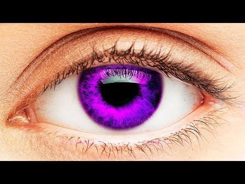 Augenfarben seltensten Seltene Augenfarbe