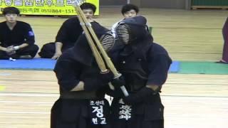 제11회 회장기전국대학검도선수권대회 결승 동영상
