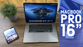 "Apple MacBook Pro 16"" Late 2019 Overview, Unboxing & Setup! Apple listened! The Best MacBook Ever"