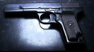 Tokarev Pistol - Smoothing the Action
