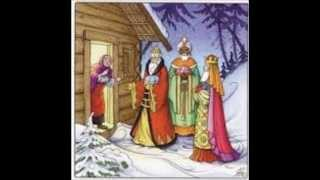 """""""Babushka's Christmas"""" Read By Farnham Town Crier"""