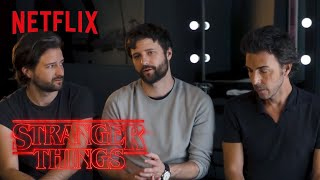 Stranger Things Rewatch | Behind the Scenes: Duffer Brothers on Christmas Lights | Netflix