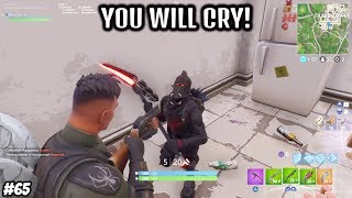 Saddest Moments in Fortnite #65 (TRY NOT TO CRY) [SEASON 5]