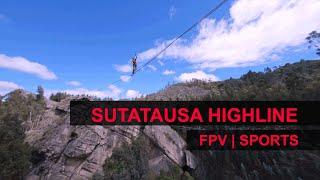 FPV // Drone // Sports // Highline // Sutatausa - Colombia