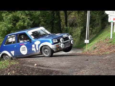 Rallye VHRS du Pays de Seyssel 2019, avec Bruno Saby
