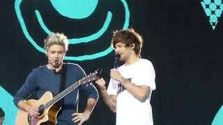 One Direction, One Direction - Dont Forget Where You Belong (Horsens, Denmark 16.06.2015)