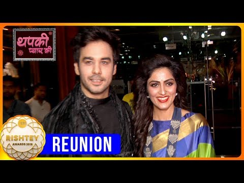 Monika Khanna And Manish Goplani Reunion | Thapki