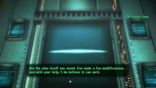 Fallout 3 - President Eden's Secret - *Spoiler*