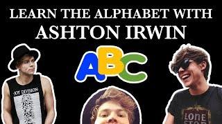 Learn The Alphabet With Ashton Irwin