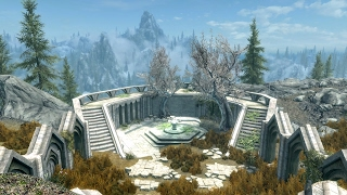 Skyrim PS4 Mods: Breezehome Underground Base (Player Home
