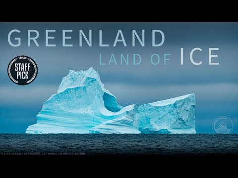 Greenland, Land of Unending Ice