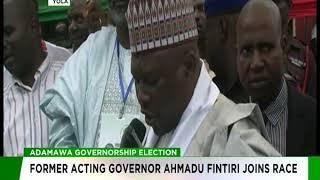 Adamawa Ex- Acting Governor Fintiri Joins Guber Race