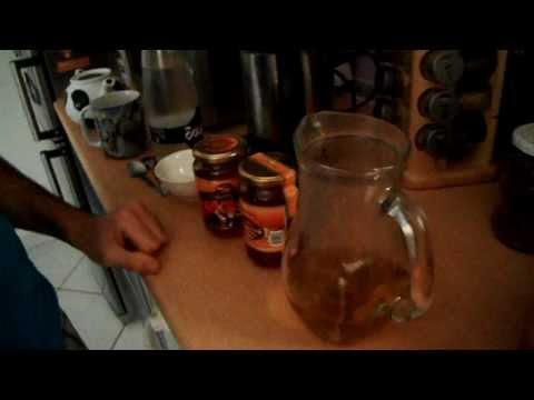 Σπιτικό κρύο τσάι
