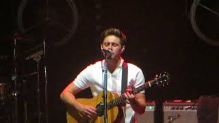 Niall Horan - Fool's Gold (Zurich Halle 622, Switzerland) 03.05.2018