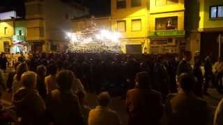preview picture of video '10-Procesión Viernes Santo Oliva 2015'