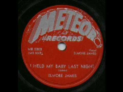 Música Held My Baby Last