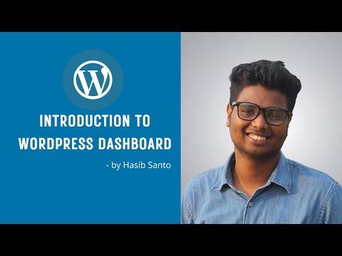 WordPress Dashboard Tutorial | Full Overview of WordPress Admin Panel