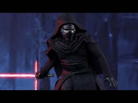 Kylo Ren - Monster - Star Wars (Skillet - Monster) Full HD (видео)