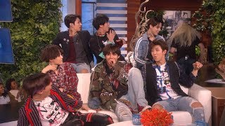 Why We Love BTS on Ellen! - Video Youtube