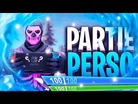 🔴LIVE🔴 FORTNITE PARTIE PERSO🔴✅TRYHARD✅🔴CODE CRÉATEUR YTB_HORB🔴 ✅TOP 1 = PUB✅