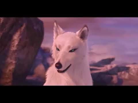 Я одинокий волк лишь луна мой друг....