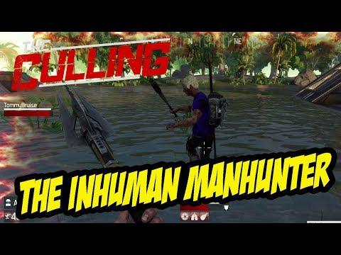 THE CULLING - The Inhuman Manhunter Build (XBOX ONE)