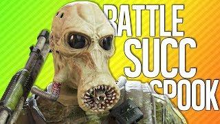 RATTLE SUCC SPOOK   Rainbow Six Siege