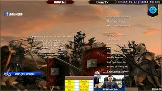 C2T4 - AoE 44 Random BiBiClub vs GameTV ngày 5-12-2018