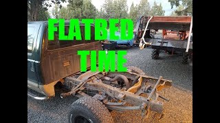PROJECT FLATBED INSTALLATION