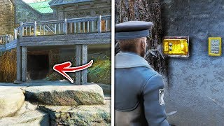 Fallout 76 Secrets - Secret WALL SAFE, Stolen Terminal Passcode & More! (Mystery Of BUNKER 2 Solved)