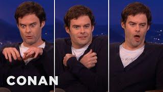Bill Hader's SNL Cast Impressions    CONAN On TBS
