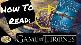 How to Read the Game of Thrones Books