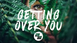 Lauv - Getting Over You (Lyrics / Lyric Video)