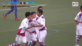 第二vsマリスト平成30年度熊本県高校総体サッカー1回戦