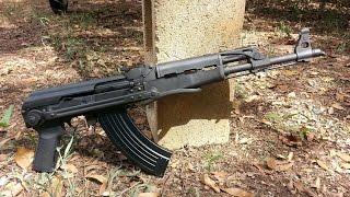 AK47 Loose Rivet Rebuild Part 1