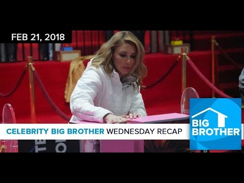 Celebrity Big Brother | Wednesday Recap Podcast with Eric Stein