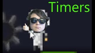WHAT A NIFTY GAME! - Timers