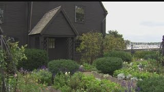 A Look Inside The 'House of the Seven Gables'